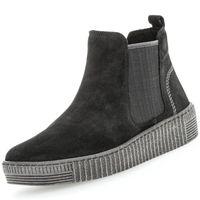 GABOR Damen Stiefelette Schwarz, Schuhgröße:EUR 39