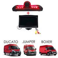 """Rückfahrkamera LED + 7"""" MONITOR für Citroën Jumper Fiat Ducato Peugeot Boxer"""