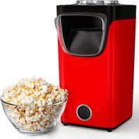 Gadgy Popcornmaschine mit 1100 Watt Leistung für bis zu 60 Gramm (2,3 Liter) Popcorn