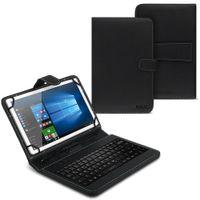 Tablet Tasche Lenovo Tab M10 Keyboard Hülle USB Tastatur Schutzhülle QWERTZ Case