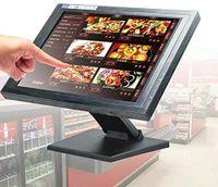 """15"""" LCD Touchscreen Kassenmonitor Monitor Monitoranzeige  für Kassensystem USB Einzelhandel/Restaurant/Bar/Geschäft"""