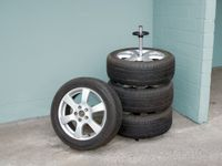 Felgenbaum Formula mit Reifenhüllen, Reifenbreite bis 225mm