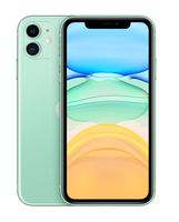Apple Smartphone iPhone 11 15,5cm (6,1 Zoll), Größe: 128GB, Farbe: Grün