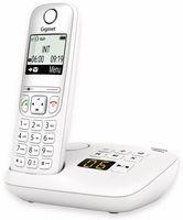 Gigaset A690 A weiß - Basisstation - Anrufbeantworter Gigaset