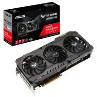 ASUS TUF Gaming TUF-RX6900XT-O16G-GAMING - Radeon RX 6900 XT - 16 GB - GDDR6 - 256 Bit - 7680 x 4320