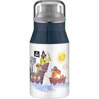 alfi 535-7203040 Elementbottle 0,4L sea adventures,Edels.lackiert