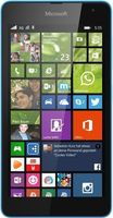Microsoft Lumia 535 Windows 8.1 8GB Smartphone cyan (ohne Branding) - DE Ware