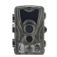 Wildkamera 16MP 1080P Abzugsentfernung Wildkamera mit Bewegungsmelder Nachtsicht 0,1s Schnelle Trigger Geschwindigkeit