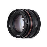 50 mm 1: 1,4 USM Standard-Objektiv mit anthropomorpher Fokuslinse und grosser Streuung fuer Canon 100D 200D 350D 450D 500D 600D 650D 700D 70D 60D 5D 5D2 5D3 5D4 6D 1DX 50D 1200D-Kameras