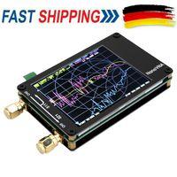 Professionelle tragbare LCD Digital Handheld Kurzwelle MF HF VHF UHF Antennenanalysator 50KHz-900MHz Vektor Netzwerkanalysator