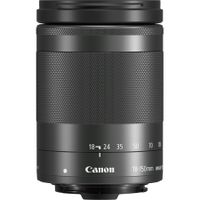 Canon EF-M 18-150mm f/3.5-6.3 IS STM, Systemkamera, 17/13, 0,25 m, Canon EF-M, 3,5 - 6,3, Auto/Manuell