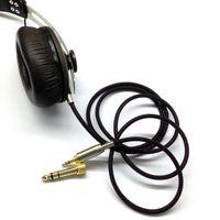 3.5mm Audio Kabel Ersatz Kabel für Sennheiser Momentum On-Ear Kopfhörer