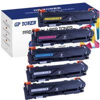 TONER für HP 201X 201A Color LaserJet Pro M252dw M252n MFP M274n M277dw M277n