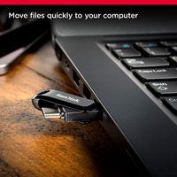 SanDisk Ultra Dual Drive Go - USB-Flash-Laufwerk - 32 GB - USB-Stick - 32 GB