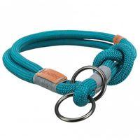 Trixie BE NORDIC Zug-Stopp-Halsband - petrol 55 cm