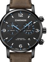 Wenger 01.1743.112 Urban Metropolitan Chronograph 44mm 10ATM