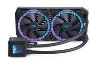 Alphacool Eisbaer Aurora 280 CPU - Digital RGB, Wasserkühlung ,schwarz