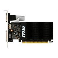 MSI 2GB D3 X GT710 LP passiv R