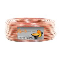 Lautsprecherkabel 30m Kupfer High End Boxenkabel 2x 0,75 mm² HiFi Boxen Kabel