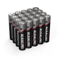 Ansmann 5015538, Alkali, 1.5 V, 10.5 mm, 10.5 mm, 44.5 mm, AAA / LR03