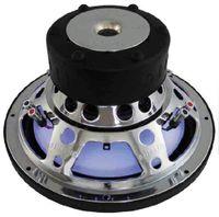 Hifonics BX 12 D2 Einbau-Subwoofer, passiv, 600 Watt, 96 dB Wirkungsgrad
