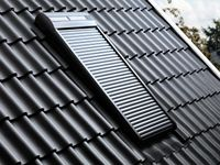 VELUX-Rollladen SSL (Solar) für Größe SK08 S08 608