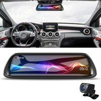 Smart Auto DVR Kamera Recorder 10 Zoll Full HD Starlight Nachtsicht 1080P Multifunktions Smart Auto Dual Lens DVR-Unterstützung TF-Karte