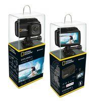 NATIONAL GEOGRAPHIC 4K Ultra-HD 30fps WLAN Action Camera Explorer 4