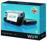 Nintendo Wii U Premium Pack, Wii U, Schwarz, 2048 MB, DDR3, IBM PowerPC, AMD Radeon