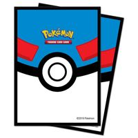 Ultra Pro Sleeves - Pokemon Great Ball (65 Sleeves) #85450