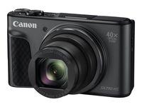 "Canon PowerShot SX730 HS - Digitalkamera - 20,3 MP CMOS - Display: 7,62 cm/2,3"" TFT - Schwarz"