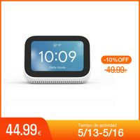 Xiaomi Mi Smart Clock Bluetooth, Google Assistant, Weiß