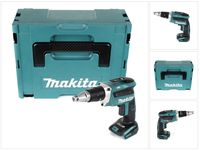 Makita DFS 452 ZJ Akku Schnellbauschrauber 18V Brushless Solo + Makpac - ohne Akku, ohne Ladegerät