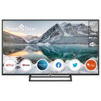 Smart Tech FullHD LED TV 100cm (40 Zoll) SMT40N30FV1U1B1, Triple Tuner, Smart TV