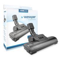 Wessper Turbodüse Universal mit rotierenden Bürsten für AEG Bosch Siemens Miele Staubsauger 30-37mm Saugrohr