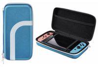 Hama - 54636 Hardcase für Nintendo Switch, EVA-Material, Metallic-Blau