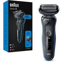 Braun 50-B1000s Series 5 - Rasierer - schwarz/blau