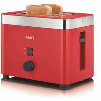 GRAEF TO 63 Toaster rot, Farbe:Rot