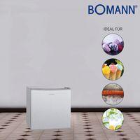 Bomann Gefrierbox GB 341.1 inox-look 31 Liter