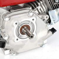 NEU Benzinmotor 7,5 PS Horizontale Welle Mehrzweck-Viertaktmotor 4 ...