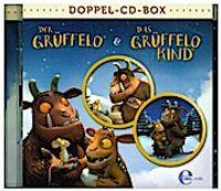 Der Grüffelo + Das Grüffelokind - Doppel-Box