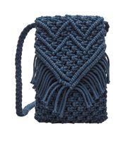 s.Oliver Crossbody Bag Dark Blue