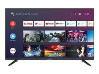 Smart Tech 4K Ultra HD LED TV 109cm (43 Zoll), SMT43F30UC2M1B1, Android Smart TV, HDR10+