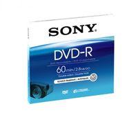 5 Sony Mini DVD-R DS 8cm 60min/2x Jewelcase 2,8GB