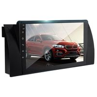 9'' Android 8.1 16G Car Dash Video GPS Stereo Radio Wifi FüR BMW E38 E39 E53 X5