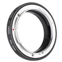 FD-EOS-Adapter-Ring Objektiv-Anschluss für Canon FD-Objektiv für EOS-Mount-Objektive passen