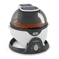 VitAir Pommesmaster Heißluftfritteuse 360° 1400W 50-240°C Timer