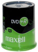 maxell DVD+R 120 Minuten 4.7 GB 16x 100er Spindel