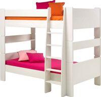 Steens - Steens for Kids Etagenbett 90x200 cm - Material: Mdf - Verarbeitung: Weiss