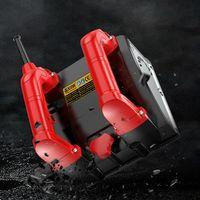 ⭐1600W Betonfräse Winkelschleifer Fräsmaschine Fräslamellen Sanierungsfräse 4000